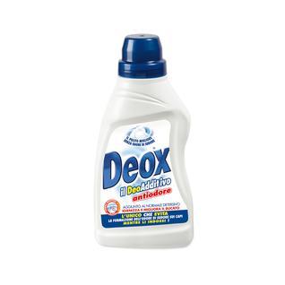 Усилитель средств для стирки с антибактериальным эффектом DEOX 750 мл