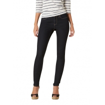 "Джинсы женские Jeanswest ""TASMIN THERMOLITE CURVE EMBRACER SUPER SKINNY-MIDNIGHT INDIGO"""