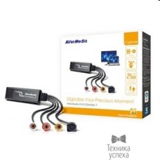 AverMedia AVerMedia DVD EZMaker 7 USB2.0 Устройство видеозахвата USB2.0