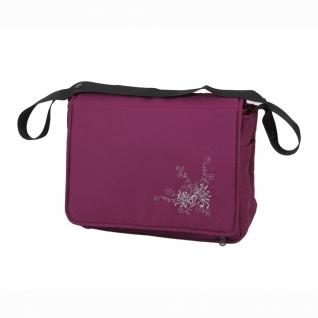 Сумка LEO Алиса с матрасиком Фиолетовый 5204-21