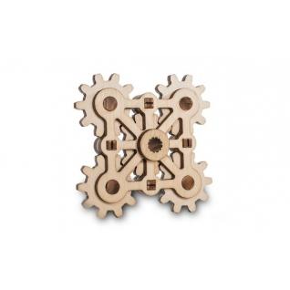 Сборные модели EWA Деревянный конструктор 3D TWISTER MINI (Твистер мини)