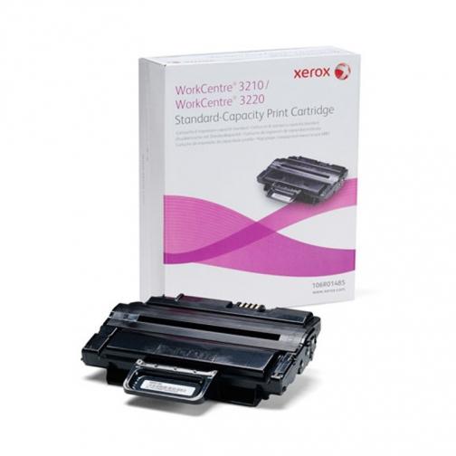 Картридж 106R01485 для Xerox WC 3210, 3220 (чёрный, 2000 стр.) 1248-01 852109 1