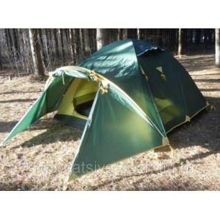 Прокат туристкой палатки