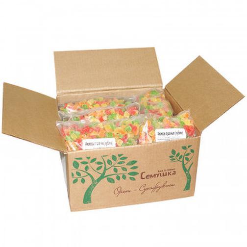 Сухофрукты Цукаты ананас-кубики, 1 кг 37866793
