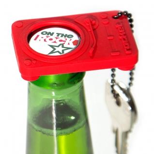 Брелок-открыватель для бутылок Act красный