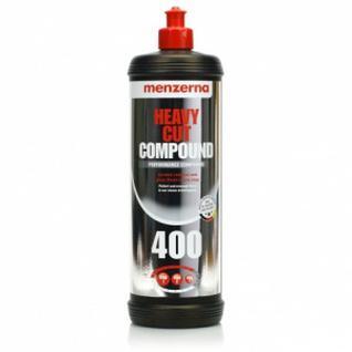 hcc400 универсальная, высокоабразивная полировальная паста 1кг MENZERNA