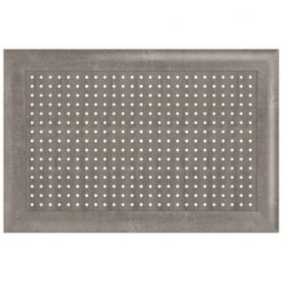 Декоративный экран с коробом Квартэк Сфера 620*1500*160(200) мм (металлик)