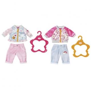 Аксессуары для куклы Zapf Creation Zapf Creation Baby born 824-542 Бэби Борн Штанишки и кофточка для прогулки