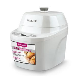 MAXWELL Хлебопечь Maxwell MW-3755 W