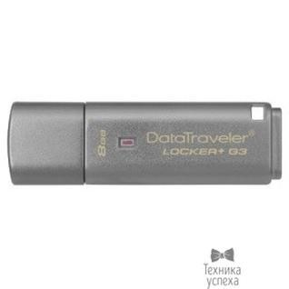 Kingston Kingston USB Drive 8Gb Locker+ G3 DTLPG3/8GB USB3.0