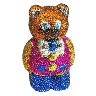 """МОЗАИКА ИЗ ПАЙЕТОК 3D """"МИШКА"""" в кор.6шт Изготовитель:"""" Shantou City Daxiang Plastic Toy Products Co., Ltd"""