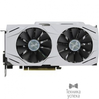 Asus ASUS DUAL-GTX1060-O6G RTL 6GB, GDDR5, 192bit, DVI-D, HDMI, DP, PCI-E
