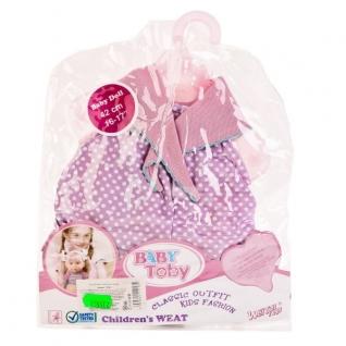 Платье Для Куклы 77000-111 В Пак.