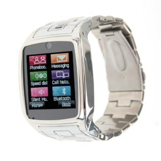 Часофон TW810, серебряный браслет