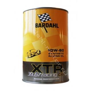 Масло моторное Bardahl XTR C60 Racing 10W-60