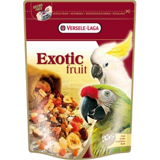 VERSELE-LAGA VERSELE-LAGA корм для крупных попугаев с фруктами Exotic Fruit 600 г