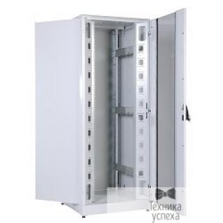 Цмо ЦМО! Шкаф телеком. напольный кроссовый 42U (800x800) дверь металл, задняя дверь металл (ШТК-К-42.8.8-33АА)