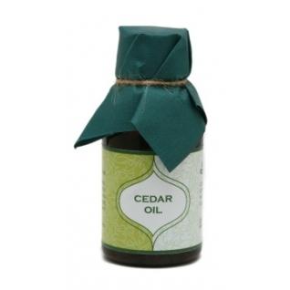 Натуральное растительное масло Зейтун - Кедр