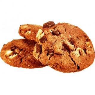Печенье Мерба с горьким шоколадом и фундуком, 200г