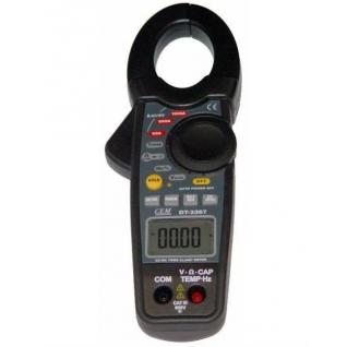 Профессиональные токовые клещи СЕМ DT-3367