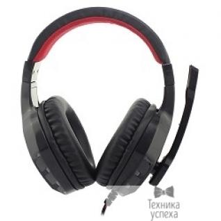Oklick Oklick HS-L320G черный/красный1.9м мониторы оголовье (NO-3000) 359482