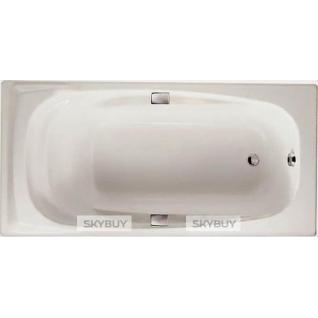 Чугунная ванна Jacob Delafon Repos E2903 с ручками