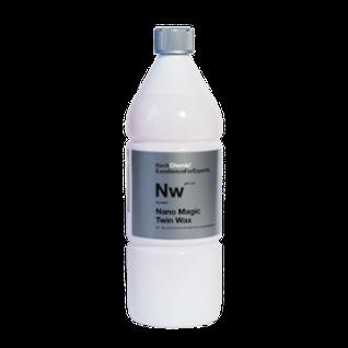 nanomagic twin wax - осушитель и консервант с высоким содержанием полирующих компонентов 1л KOCH-CHEMIE