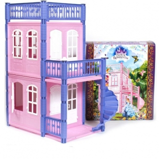 "Домик для кукол ""Замок принцессы"" Нордпласт"