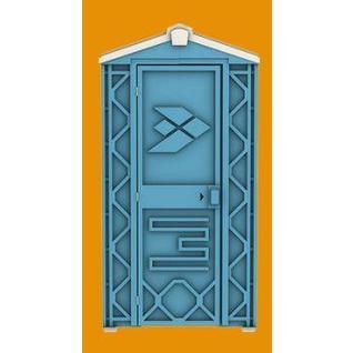 Мобильная туалетная кабина УНИВЕРСАЛ ECOSTYLE ЭкоГрупп Россия
