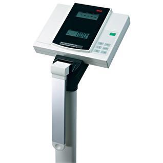 SECA Весы с электронным ростомером SECA 763