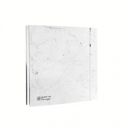 Вентилятор Soler & Palau Silent-100 CZ Marble White Design-4C 6770058
