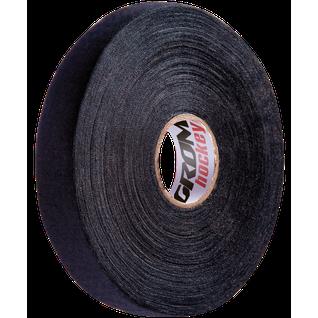 Лента хоккейная для крюка, Grom 24мм х 50м, черный