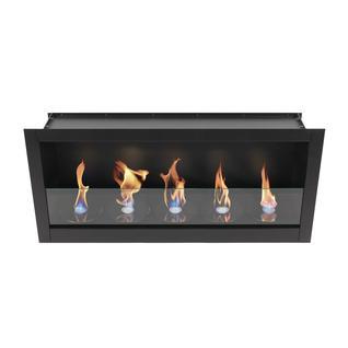 LUX FIRE Встроенный биокамин lux fire ко- 900