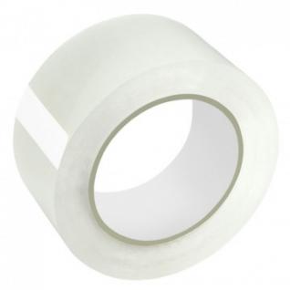 Клейкая лента упаковочная 48мм х 132м, прозрачная, 50мкм, 54шт/уп