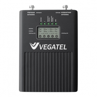 Репитер VEGATEL VT3-900E/1800/3G (LED) VEGATEL