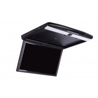 """Автомобильный потолочный монитор 17.3"""" со встроенным Full HD медиаплеером ERGO ER17S Black Ergo"""