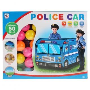 Детская Игровая Палатка Полиция + Мячики 995-7067a