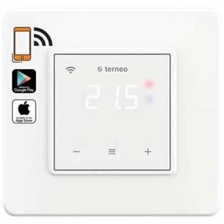 Wi-Fi терморегулятор terneo sx c сенсорным управлением