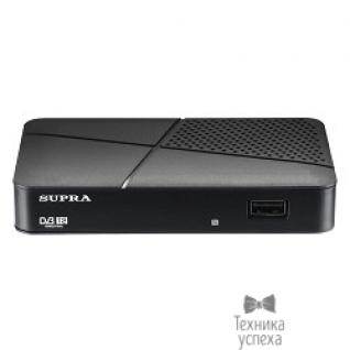 Supra SUPRA SDT-75 внешний TV-тюнер, цифровой, работает без компьютера, вывод HD-изображения, пульт ДУ