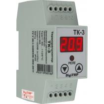 Терморегулятор DigiTOP ТК-3 (крепление на DIN-рейку)