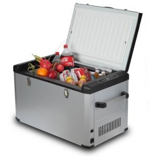 Автохолодильник компрессорный Colku DC-80F (80л, 12/24/220В) Colku