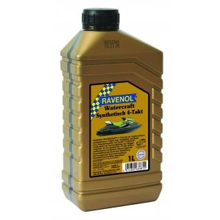 Моторное масло Ravenol Watercraft 4-Takt 1л