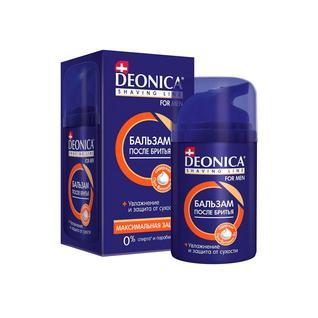 Бальзам после бритья максимальная защита, DEONICA FOR MEN 50мл