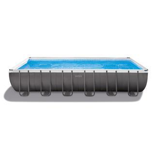 Intex Каркасный бассейн Intex, Ultra Frame 26368 732х366х132см, 31805л