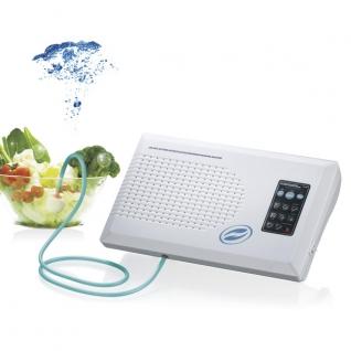 Хранение продуктов, овощей. Мешочки для овощей. Обработка продуктов. Safectnet Co. Ltd. Программируемый детоксификатор продуктов питания (бытовой озонатор) NW-SAFESTNET 08-600