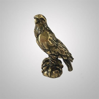 Cтатуэтка орла из бронзы