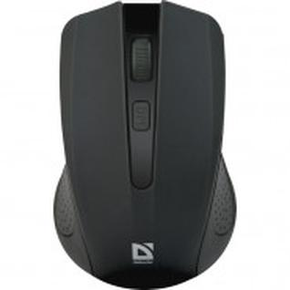 Мышь компьютерная Defender Accura MM-935, 4 кн., 800-1600 dpi, черная