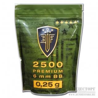 EliteForce Шары Elite Force Premium BB 6 мм 2500 шт.
