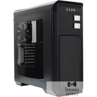 "AeroCool Miditower Aerocool ""Aero-800 Black+CR "" Window , ATX, контроллер вентиляторов, 2х USB 3.0, без б/п EN55675"