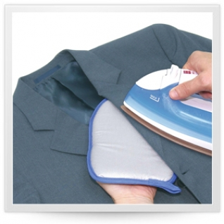 Товары для глажения белья Potter Ind. Ltd. Подушка для глажения воротничков и манжетов NW-LD005